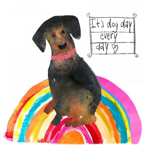 Happy Dog Day